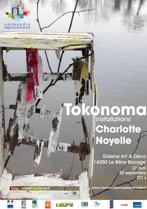 Ww affiche tokonoma charlotte noyelle